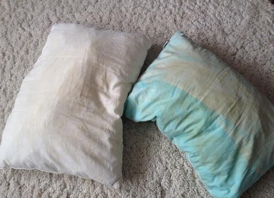 Старата възглавница