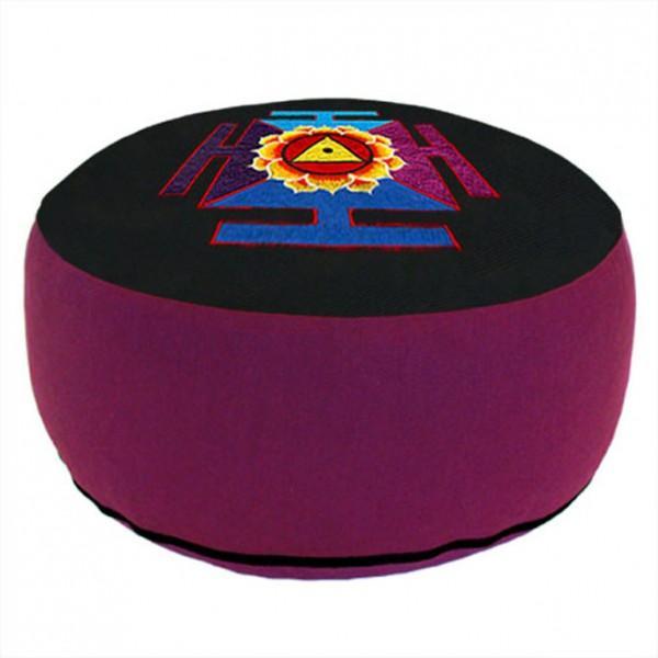 Възглавницата за медитация мандала
