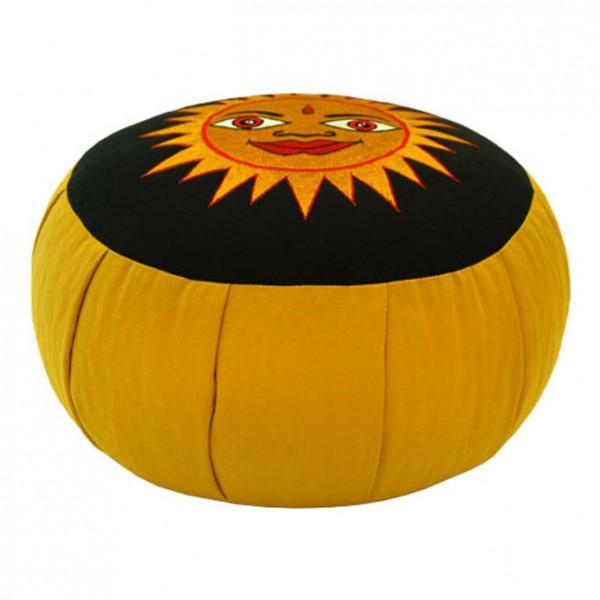Възглавницата за медитация Слънце