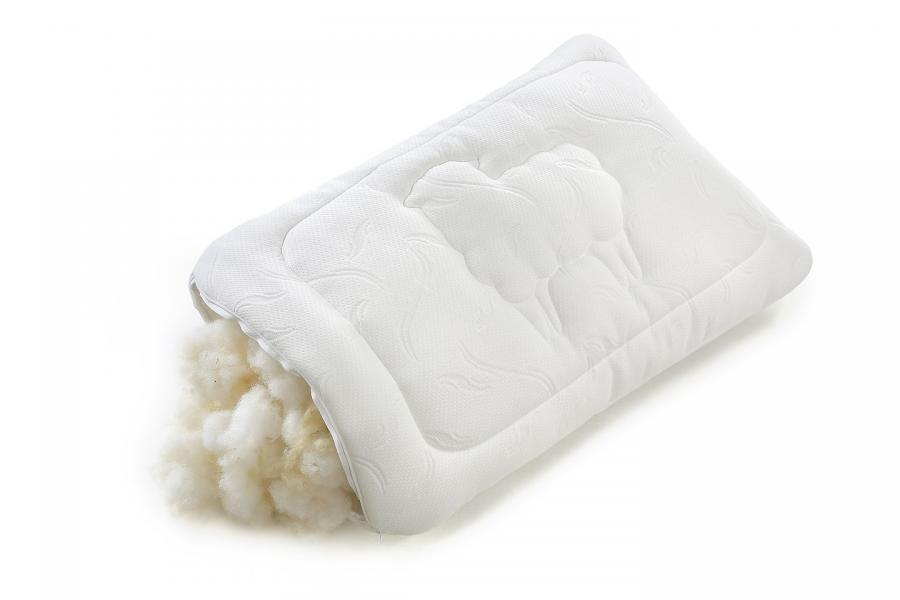 Възглавница Orgaline Wool